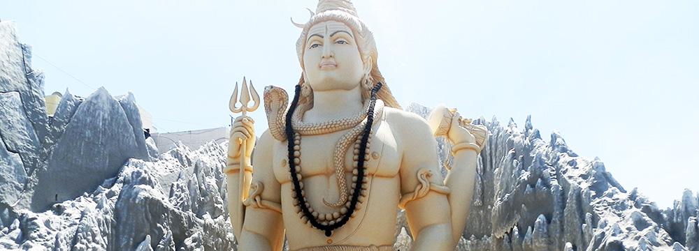 Indien-Reise - Lord Shiva