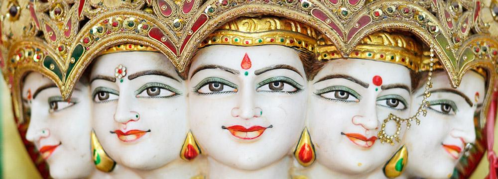 Indien-Reise - Gottheit
