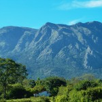 Indien-Bild-Berge